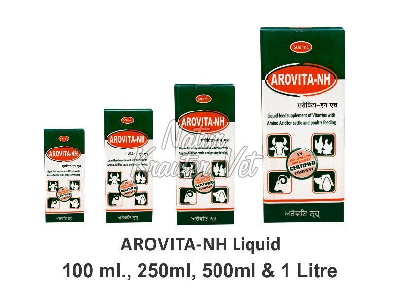 Arovita-NH (Multivitamin Tonic)