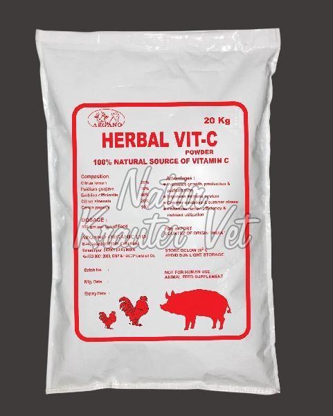 Herbal VIT-C (Natural Vitamin C)