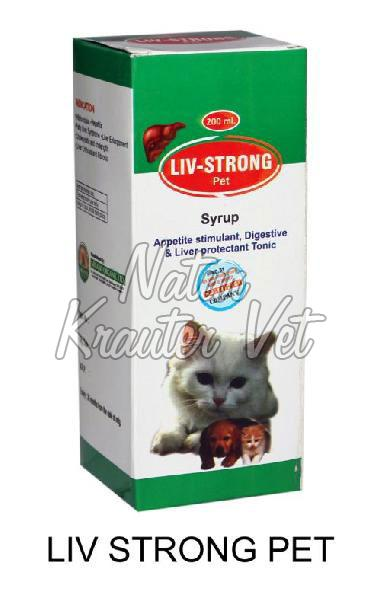 Liv Strong Pet Syrup