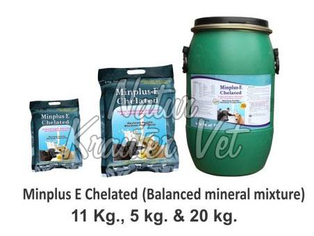 Minplus-E Chelated