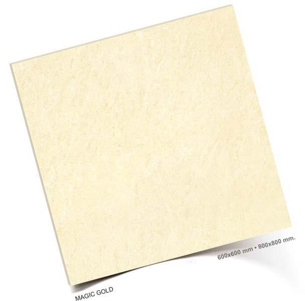 Gold Vitrified Tile 01