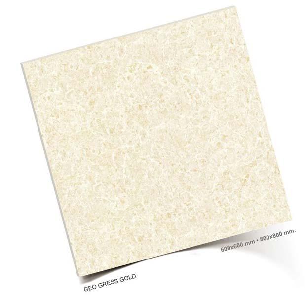 Gold Vitrified Tile 03