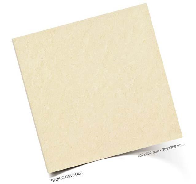 Gold Vitrified Tile 04