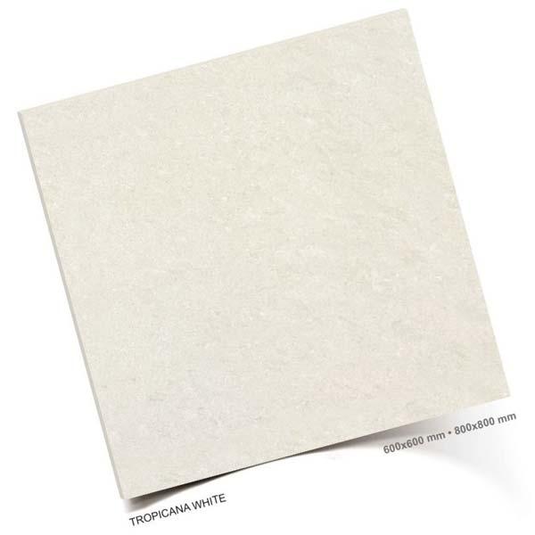 White Vitrified Tile 01
