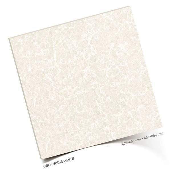 White Vitrified Tile 03