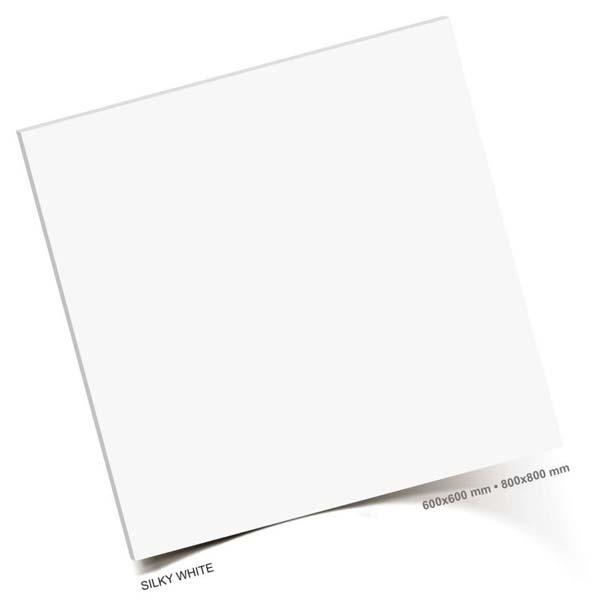 White Vitrified Tile 04