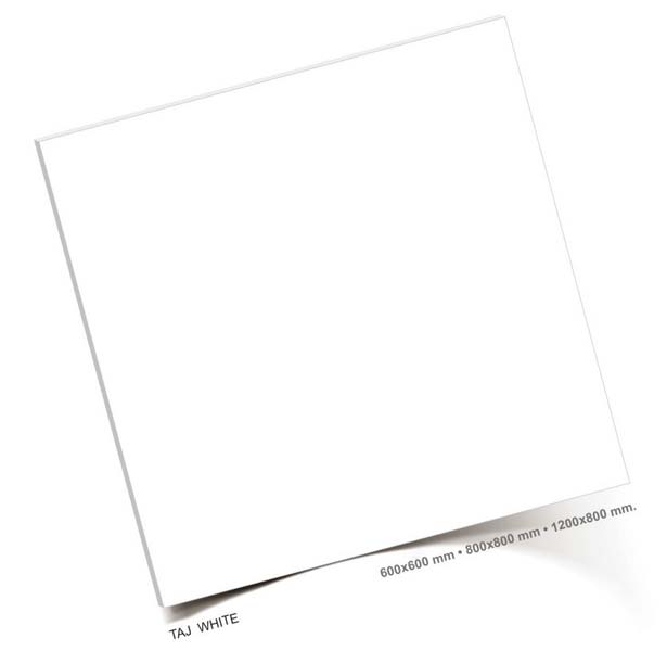 White Vitrified Tile 05
