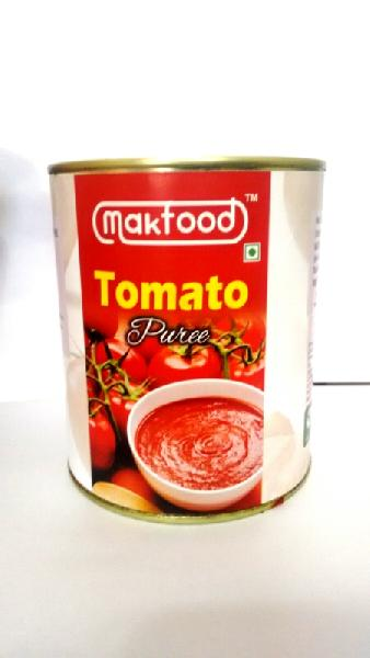 Makfood Tomato Puree