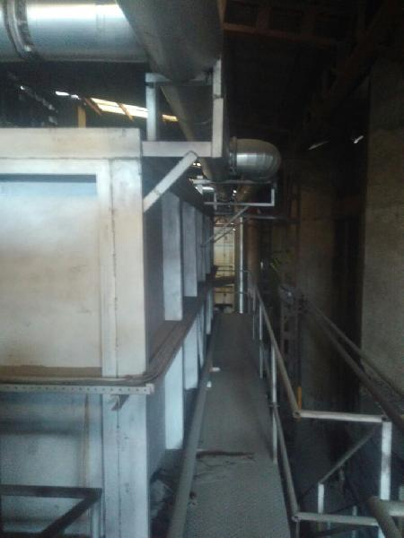 Semi Automated Gas Tempering Furnace 08