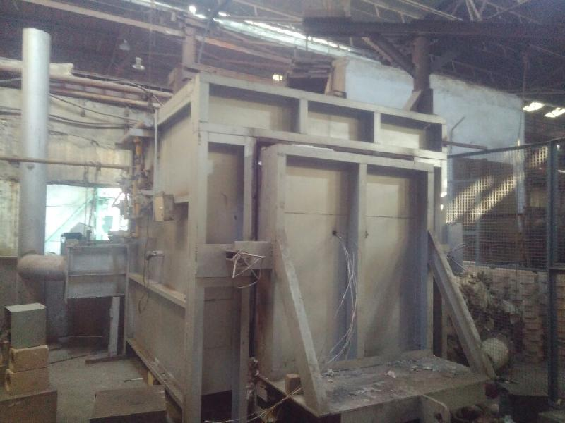 Semi Automated Gas Tempering Furnace