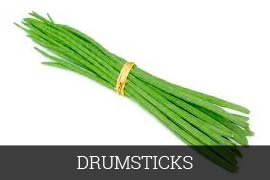 Fresh Drumsticks