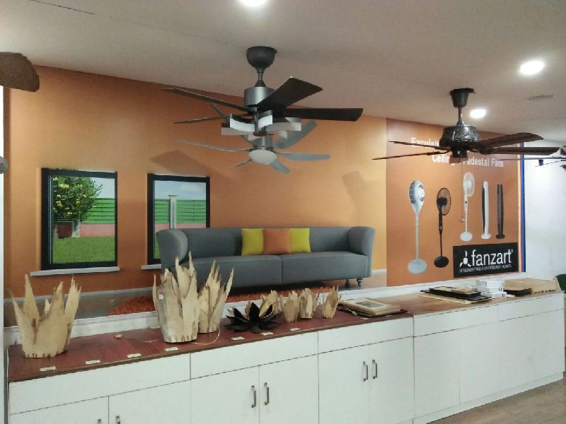 Indoor Branding Service 01