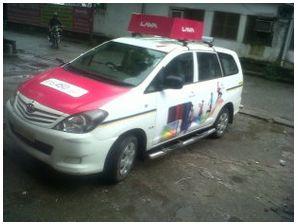 Mobile Van Branding Service 02