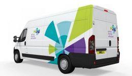 Mobile Van Branding Service 03