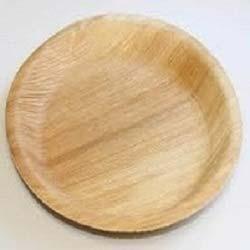 Round Areca Leaf Plates