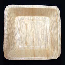 Square Areca Leaf Plates