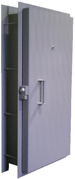 Blast Proof Doors - Manufacturer Exporter Supplier in Ahmedabad India