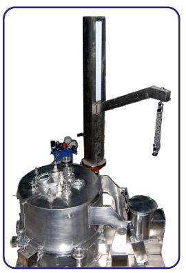 Bag Lift Instant Top Discharge Centrifuge