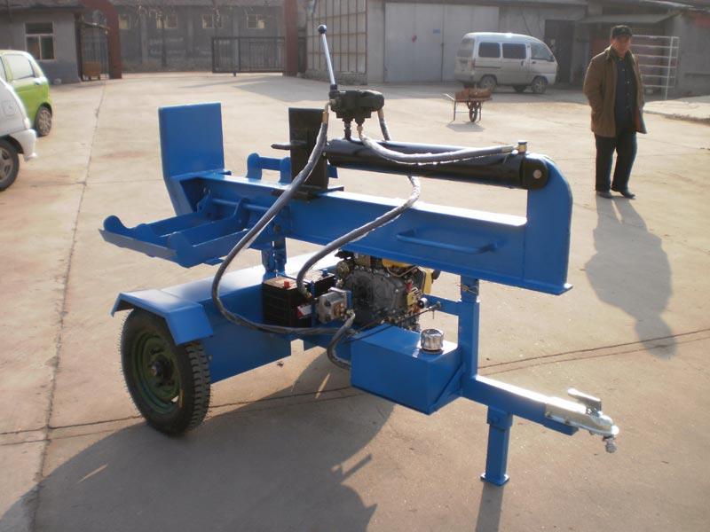 Diesel Log Splitter 04