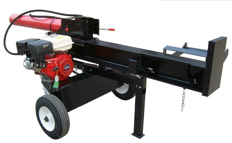 Diesel Log Splitter 05