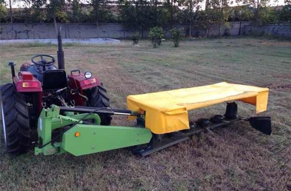 Disc Mower 04