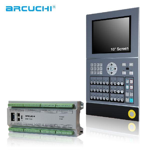 Injection Molding Controller 10 inch HMI Standard Level PLC