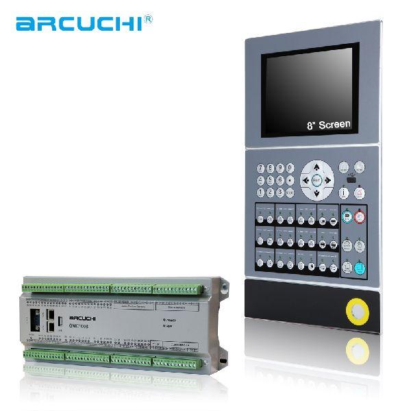 Injection Molding Controller 8 inch HMI Standard Level PLC