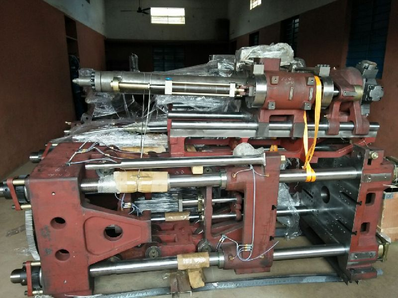 Clamping Unit for Injection Molding Machine