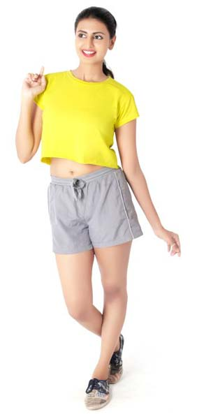 Ladies Crop Top-02