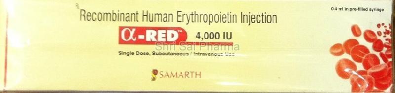 Erythropoietin Injection PFS