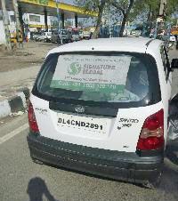 Car Mesh Advertising 01