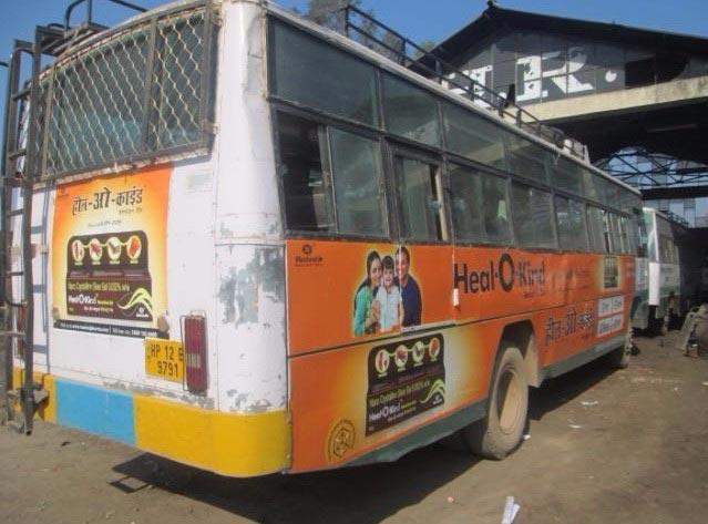Roadways Bus Advertising 03