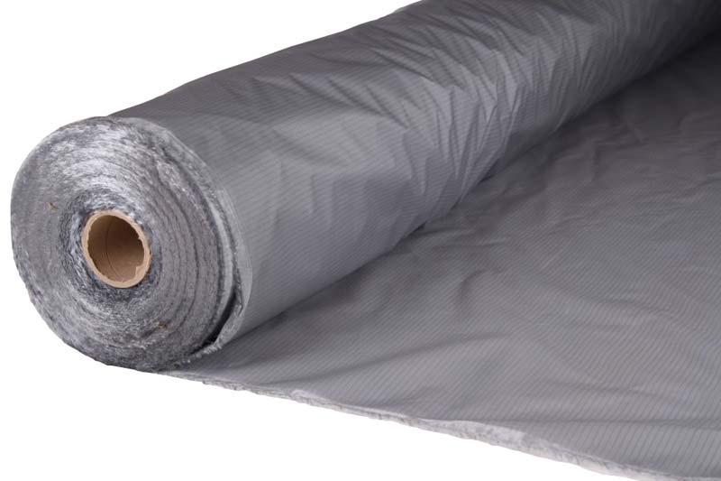 Gray Nylon Fabric