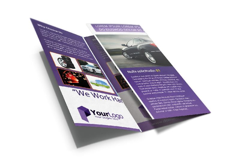 Corporate Brochures Printing Services