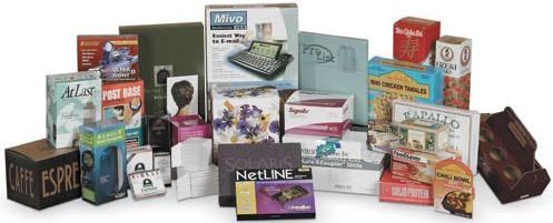 Duplex Carton Printing Services