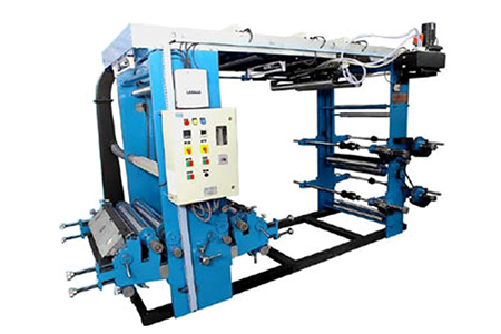 flexography printing machine
