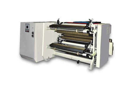 PVC Tape Slitting Rewinding Machine