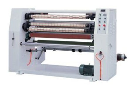 Turrent Type BOPP Tape Slitting Rewinding Machine