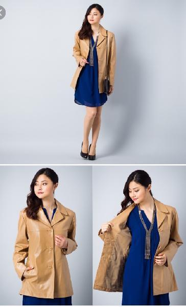 Ladies Leather Jackets 01