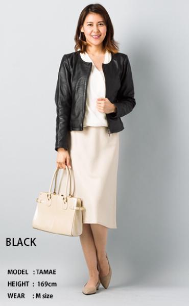 Ladies Leather Jackets 03