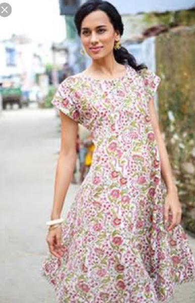 Ladies Woven Garments 02