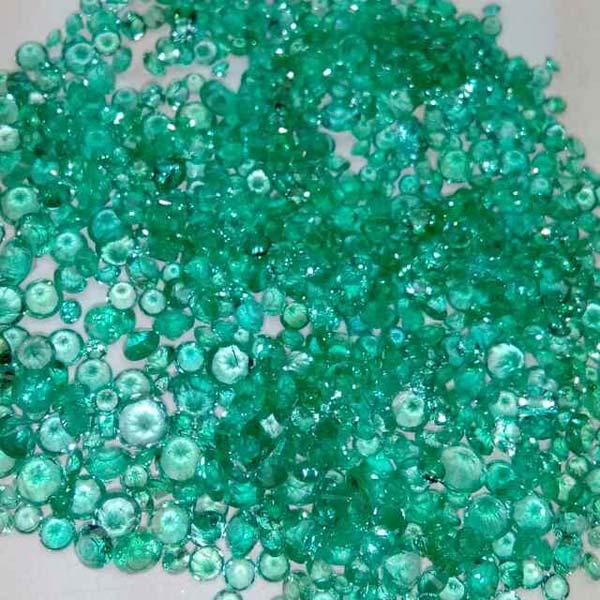 Loose Emerald Stones