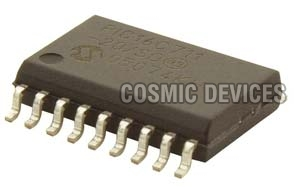 SMD Chip Microcontroller