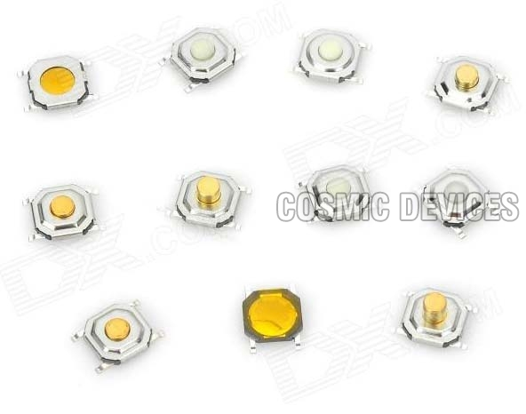 SMD Chip Tact Switches
