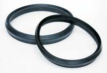 Elastomeric Pipe Rubber Ring