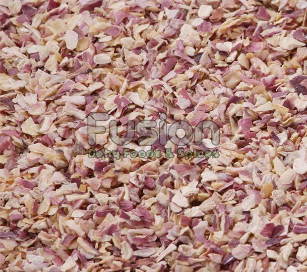 Dehydrated Red Onion Chopped