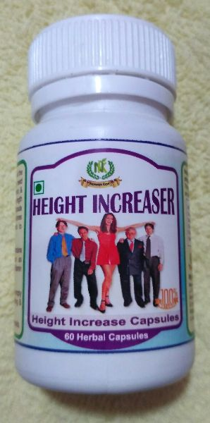 Height Increaser Capsules