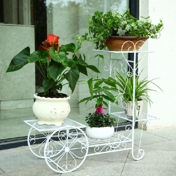 Iron Planter Stands 04