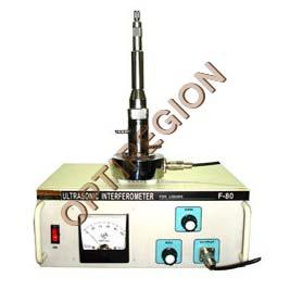 Ultrasonic Interferometer