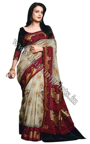 Synthetic Sarees 01